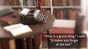 quotes about christmas drinking bbc culture what hemingway says about drinking in nine quotes