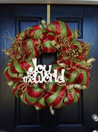 creative red green u0026 gold ribbon