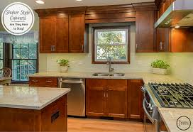 Kitchen Cabinet Interior Fittings Shaker Style Cabinets Are They Here To Stay Home Remodeling