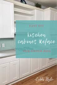 ikea kitchen cabinet doors peeling easy diy kitchen cabinet reface for 200 cribbs