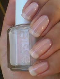 american manicure my favorite short and classy manis and