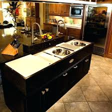 island sinks kitchen island sinks kitchen island with sink and dishwasher uk