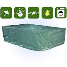 Heavy Duty Patio Furniture Covers 6 seater garden furniture cover 6 seater rattan cube cover