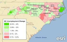 Zip Code Map Charlotte Nc by Examining North Carolina U0027s Political Leanings U2013 Pam Allison