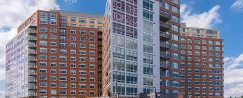 Residential Building Elevation Elevation At Washington Gateway Davis Construction
