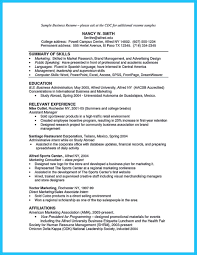 Masters Degree Resume Appealing Formula For Wonderful Business Administration Resume