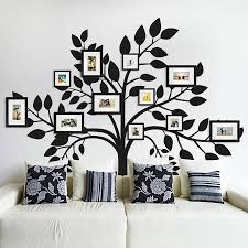 family tree design on wall wall design
