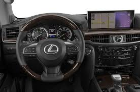lexus lx interior new 2017 lexus lx 570 price photos reviews safety ratings