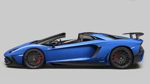 2016 Lamborghini Aventador - lamborghini aventador lp750 4 sv roadster specs 2015 2016 2017