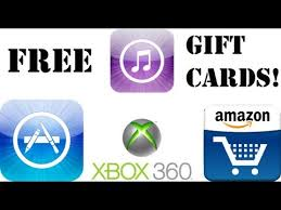 gift cards app how to get free apps gift cards xbox itunes appstore