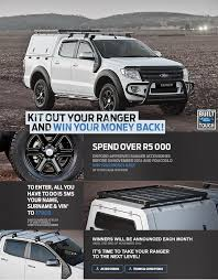accessories for a ford ranger ford south africa ford ranger accessories heavy duty