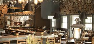 Interior Design Restaurant by Dining Room Interior Design Of Earth Restaurant In Kennebunkport