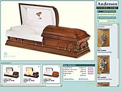 casket company majordan net portfolio