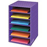 classroom keepers construction paper storage for 12 x