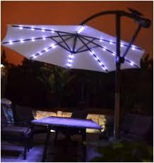 Bud Light Patio Umbrella Patio Umbrella Solar Light Probably Terrific Best Patio Umbrella