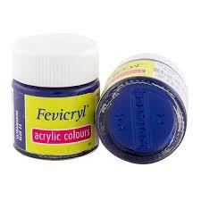 buy fevicryl u0027s fevicryl acrylic colours ultramarine blue 15ml