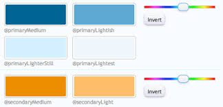 setting your own color scheme xenforo