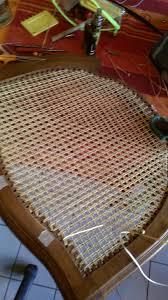 rempailler une chaise comment rempailler une chaise 33 dernier cannage de chaise meilleur