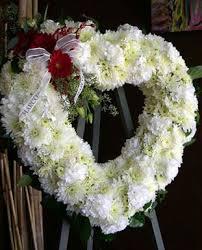 Funeral Flower Designs - fine flower shop rye ny fine funeral flowers