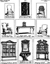 Styles Of Wooden Chairs 60 Best Furniture Styles Images On Pinterest Furniture Styles