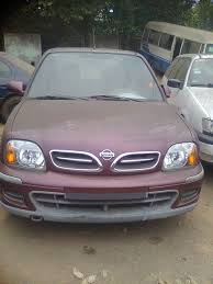 nissan micra for sale nissan micra se 2002 model autos nigeria