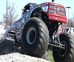 videos of monster trucks crushing cars dodge of winter haven presents the raminator monster truck at two