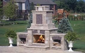 portfolio outdoor brick paver fireplaces creative pools u0026 spas
