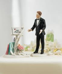 divorce cake toppers the and animation of kurt hartfelder wedding cake toppers