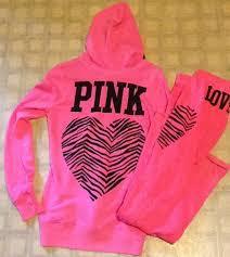 free victoria u0027s secret pink zebra neon hoodie u0026 sweats gin bonus