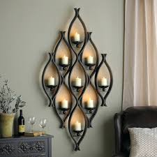 Gold Wall Sconce Candle Holder Sconce Metal Wall Sconces For Candles Large Metal Wall Sconces