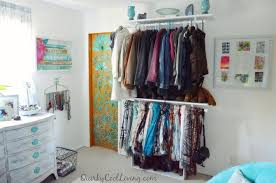 spare room closet before and after spare room turned closet on a budget hometalk