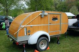 teardrop cer floor plans small caravan plans teardrop trailer small caravan plans