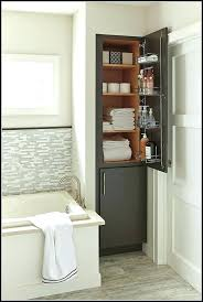 bathroom linen closet ideas bathroom tower cabinet ideas bathroom linen cabinets linen linen