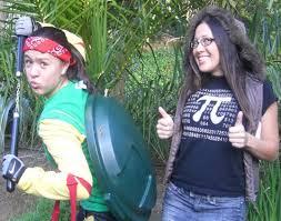 Ninja Turtle Womens Halloween Costumes Green Halloween Costume Contest Winners Inhabitat Green