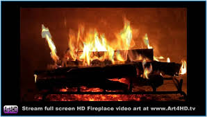 fireplace screensaver binhminh decoration