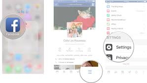 how to delete your facebook account imore