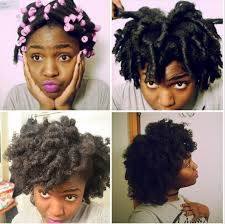 Transitioning Protective Styles - collections of hairstyles for transitioning relaxed to natural