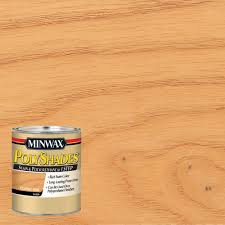 minwax 1 qt wood finish golden oak oil based interior stain 4