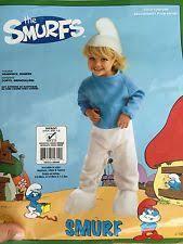 Smurf Halloween Costumes Baby Smurf Costume Ebay