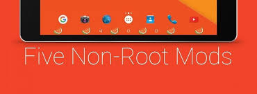 It Is Cool To Be - 5 cool android mods that don t require root