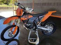 2009 ktm 200 xc w ashalnd or cycletrader com