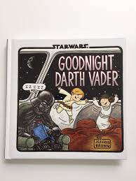 goodnight darth vader by jeffrey brown book read aloud with
