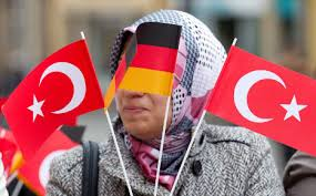 turks are a part of german culture the local