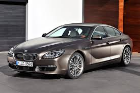 bmw coupe 2013 bmw 640 gran coupe overview cars com