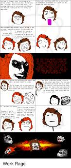 Rage Girl Meme - 25 best memes about rage comics phone running run work and