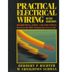 practical electrical wiring h p richter 9780070523944