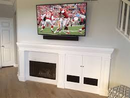 Outdoor Entertainment Center - custom built in entertainment centers and home office furniture