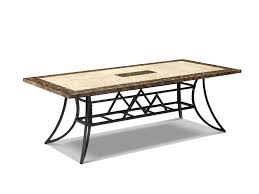 Meridian Patio Furniture by Natural Stone Outdoor Tables Outdoor Elegance