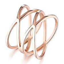 fashion long rings images Wide gold ring jpg