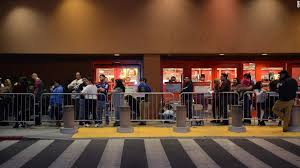 target black friday tickets black friday 2016 more shoppers less spending nov 27 2016